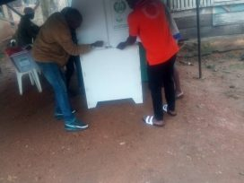 Arrival of INEC officals in Osun election live update